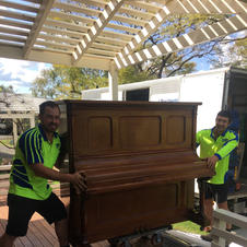 Piano Moving Exper
