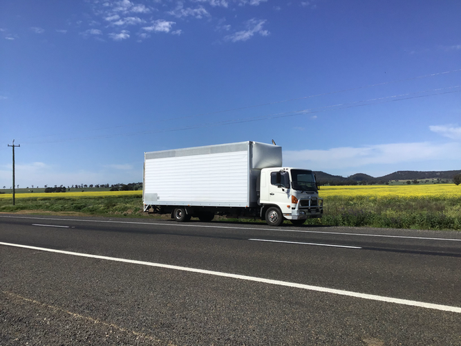 On the road, serviceing Toowoomba, Darling Downs, South East Queensland and beyond!