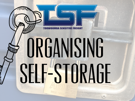 Organising Self-Storage