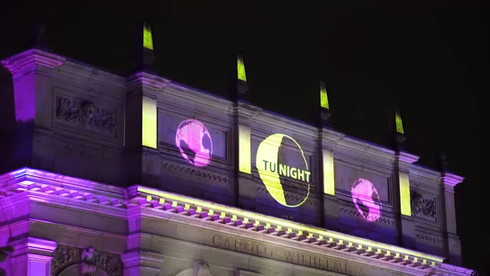 Projektion | TU-Night 2017