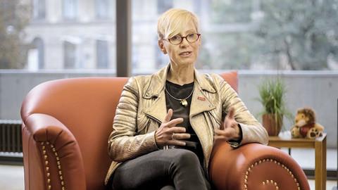 Image-Reportage | Präsidentin der TU Braunschweig