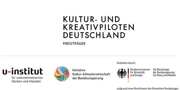 Preisträger - Kultur- und Kreativpilot Deutschland