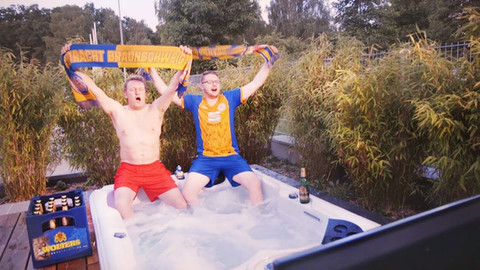 Imagefilm | Whirlpool zum Fußball-Saisonstart