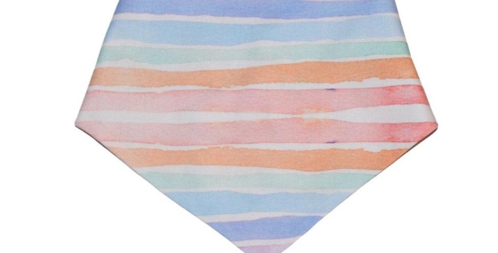 Tie-dye Stripes & Butterflies