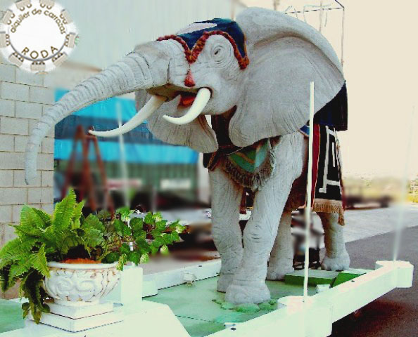32 Elefante