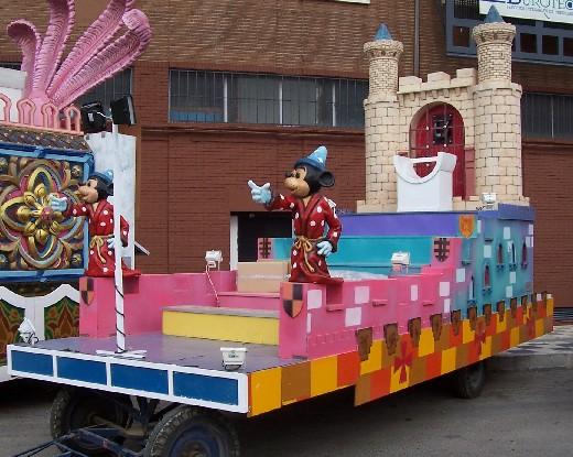 02 Castillo Disney