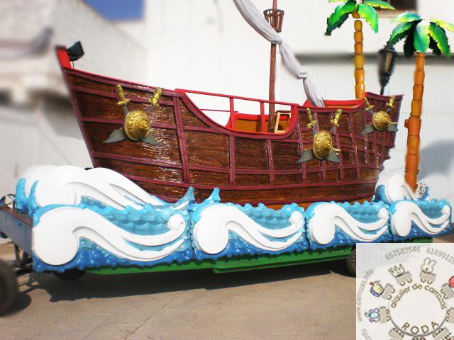 38 Galeón Piratas