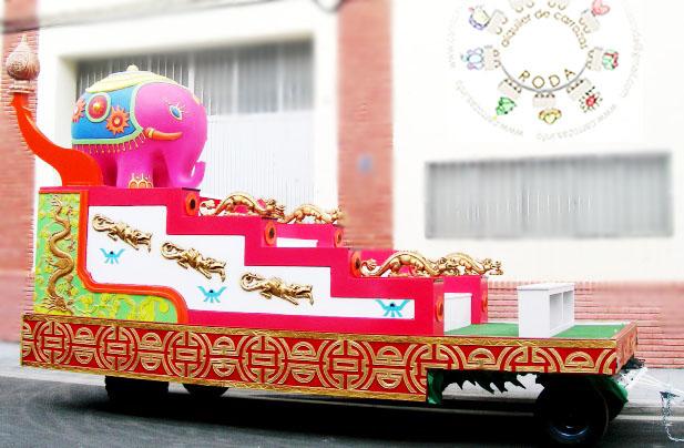 35 Elefante Rosa