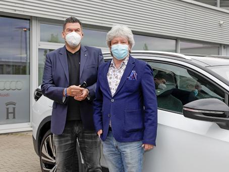 Strategische Partnerschaft greendeal Company und Autohaus Graf Hardenberg