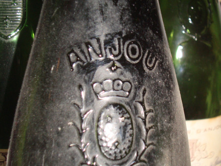 La Bouteille à vin d'Anjou