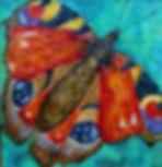 18 Encaustic Peacock Butterfly.jpg