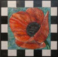 Checkerboard Poppy