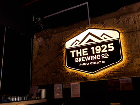 Presenting our Mise En Place series - The 1925 brewing Co.