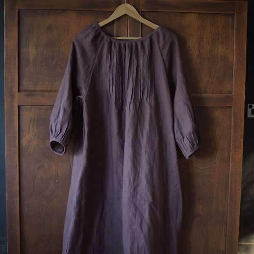 The Sunday Linen Dress