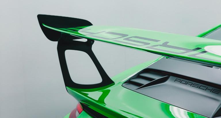 Nové Porsche 911 GT3 RS: Lizard Green