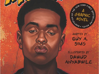 Sims brothers work on masterful graphic novel