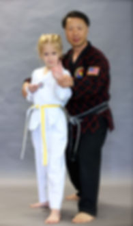 Jin R. Hong Teaches Olympic Style Taekwondo in North Kingstown, RI