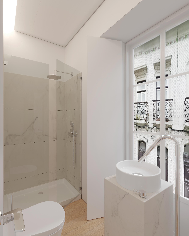 Remodelação apartamento Lisboa