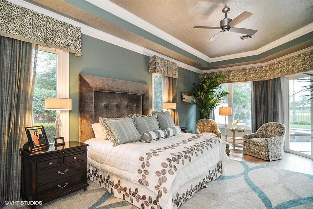 After coastal bedroom remodel