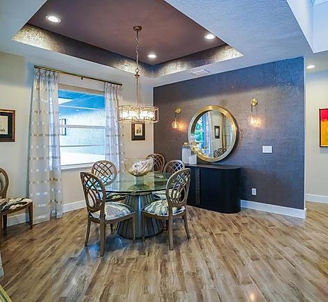 Miami Modern Dining Room