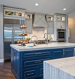 white and blue coastal kitchen reno 2.we