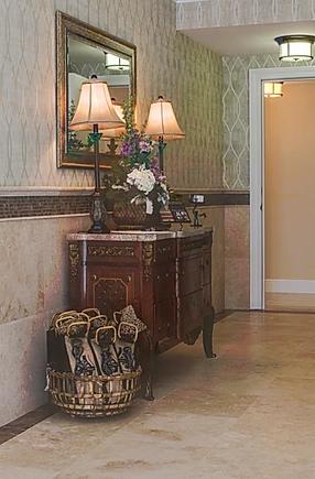 welcome lobby interior design