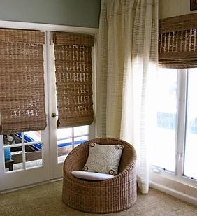 coastal window treatments