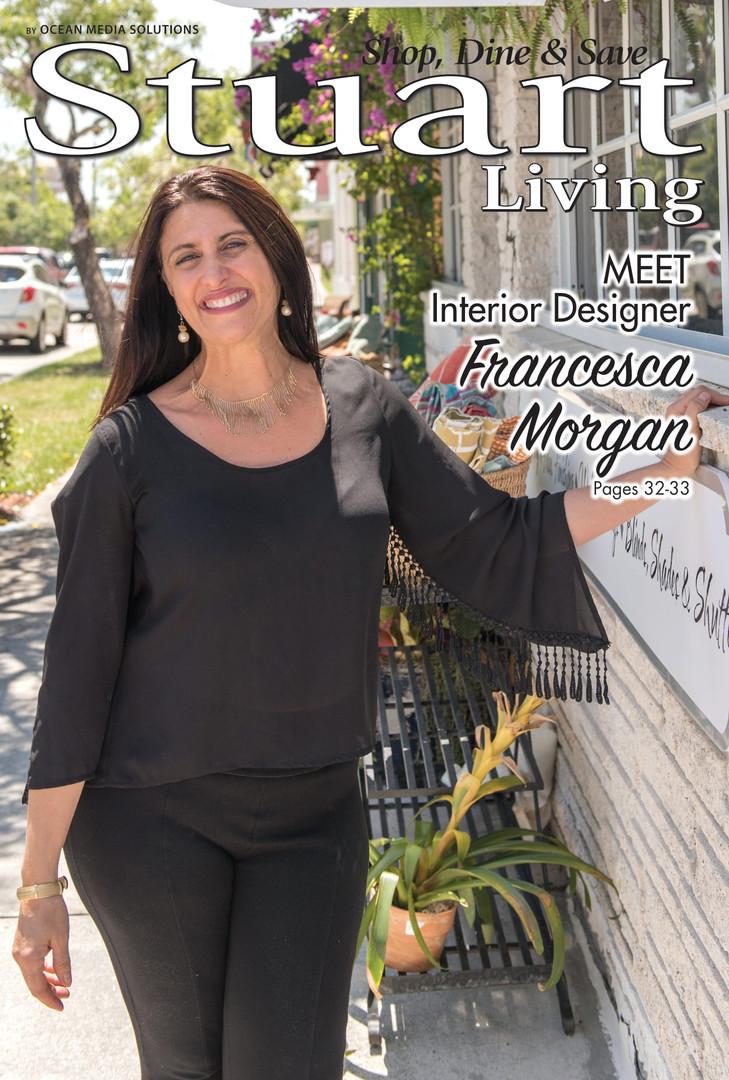 Francesca Morgan Interior Design Cover 6