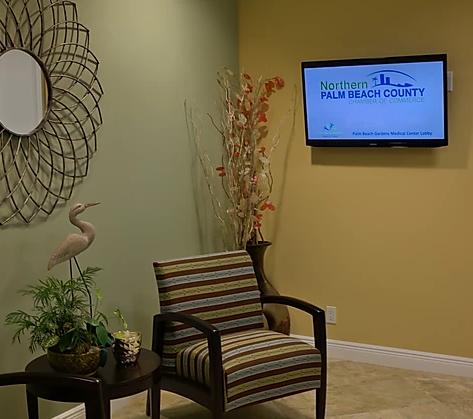 welcoming lobby room interior design
