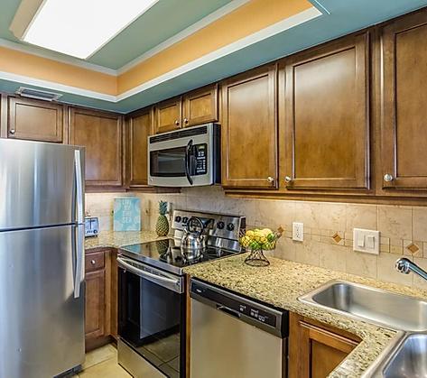 hotel kitchen interior design