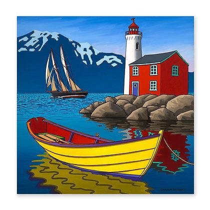 """""""Sailing Home"""""""