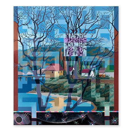 """""""Cezanne's Tree"""""""