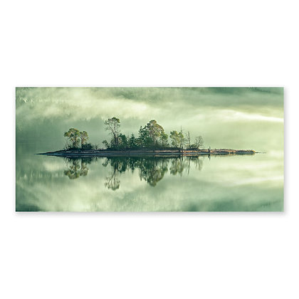"""""""Island in the Mist"""""""