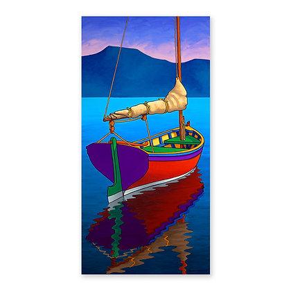 """The Cat Boat"""