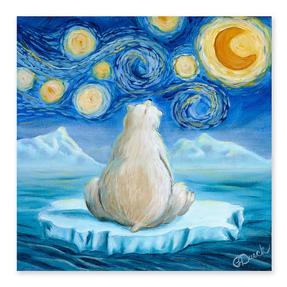 """Starry Starry Night"""