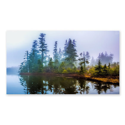 """Mt. Arrowsmith Lake"""