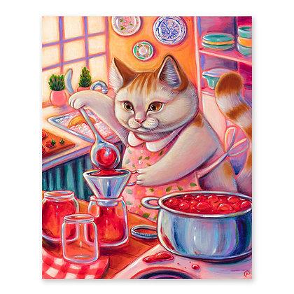 """""""Jam Cat"""""""