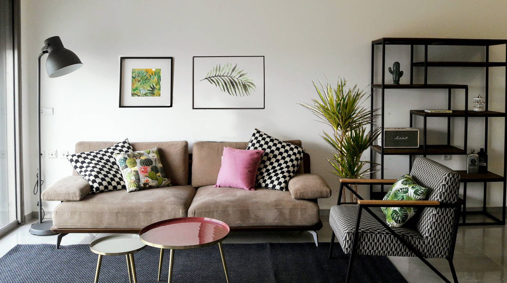 High-teck to Cosy Flat