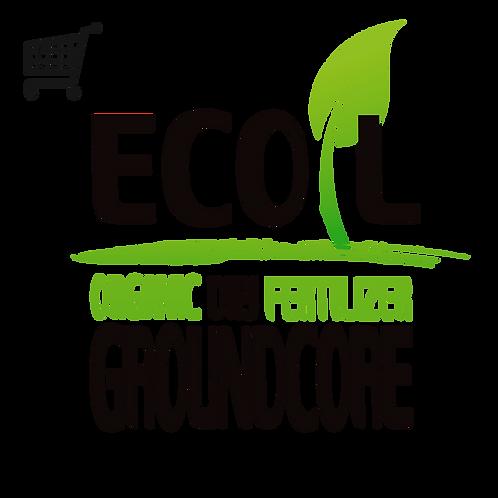 Ecoil Groundcore pellets organic fertilizer