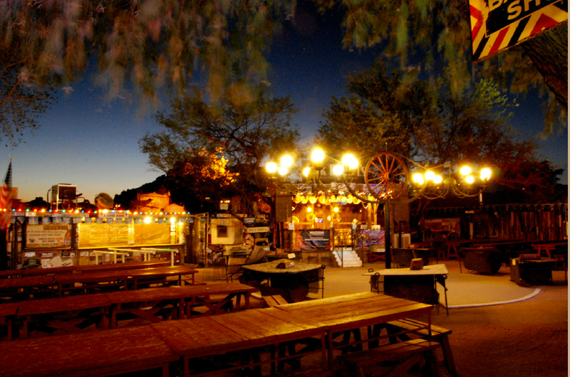Greasewood Flat, a source of my inspiration (RIP)