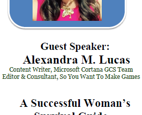 Speaker at Women & Work Empowerment Forum, WorkSource Redmond