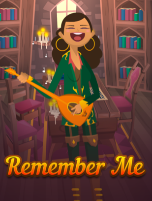 New Interactive Novel for Live Stories: Remember Me
