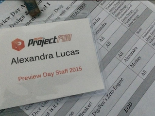 ProjectFUN Preview Day: Teacher for a Day