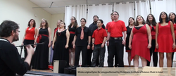 Original Song Performed by Choir