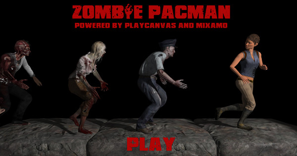Yes, Zombie Pacman