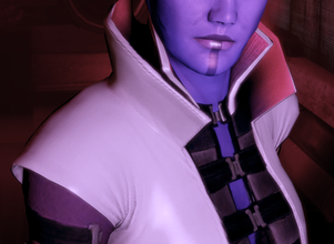 Speaker at PAX Dev 2017: Blue-Skinned Space Babes & the Triple Goddess in Mass Effect