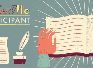 First Day of NaNoWriMo: November 2015 Edition!