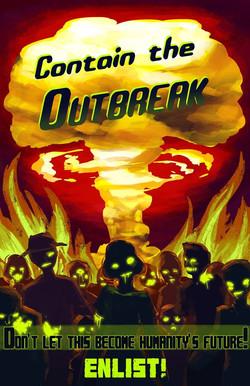 Game Logo - Outbreak