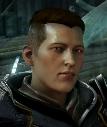 Krem from Dragon Age: inquisition