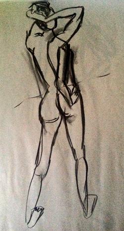 Life Drawing #1